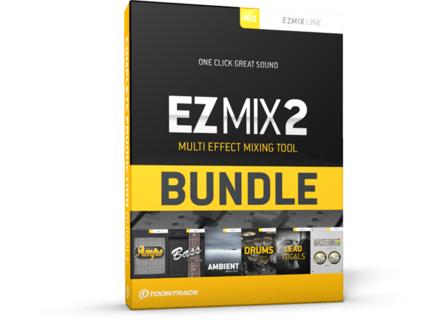Toontrack EZmix 2 Complete Production Bundle
