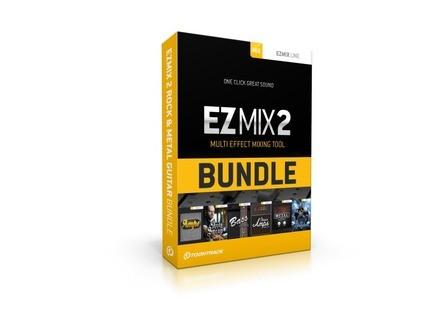 Toontrack EZmix 2 Rock & Metal Guitar Bundle