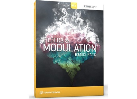 Toontrack Filters & Modulation EZmix Pack