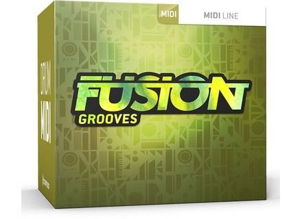 Toontrack Fusion Grooves MIDI