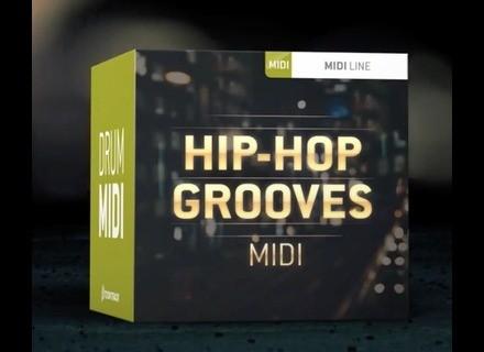 Toontrack Hip-Hop Grooves