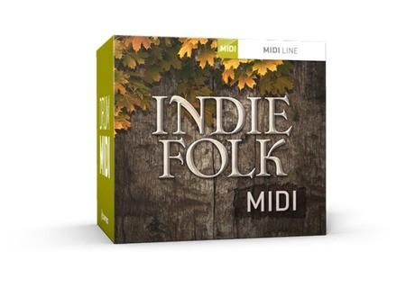 Toontrack Indie Folk MIDI