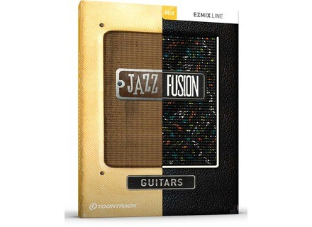 Toontrack Jazz & Fusion Guitars EZmix Pack