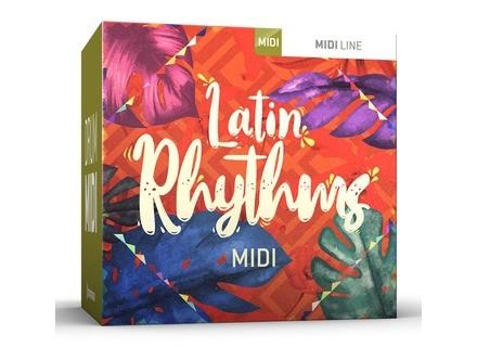 Toontrack Latin Rhythms MIDI