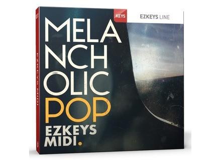 Toontrack Melancholic Pop EZkeys MIDI
