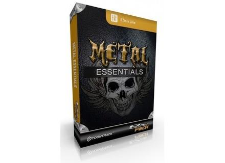 Toontrack Metal Essentials EZmix Pack