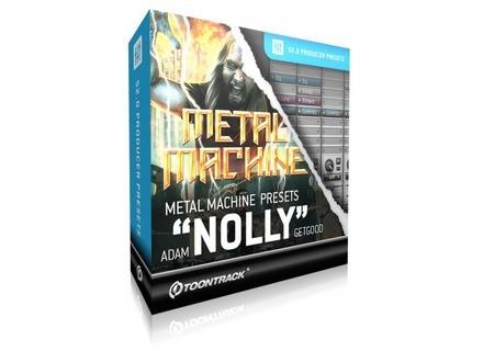 Toontrack Metal Machine Presets - Nolly