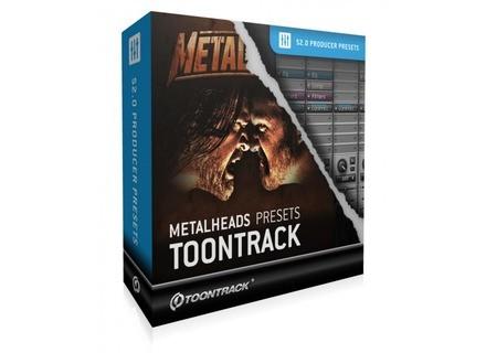 Toontrack Metalheads Presets- Toontrack
