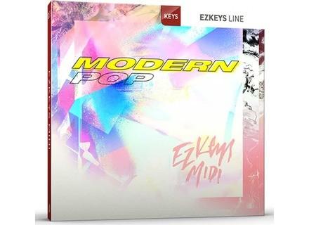 Toontrack Modern Pop EZkeys MIDI