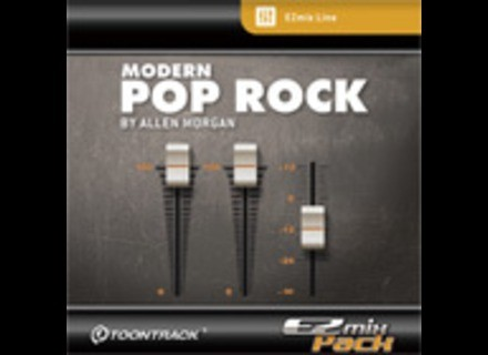 Toontrack Modern Pop/Rock EZmix Pack