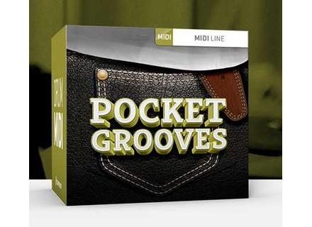 Toontrack Pocket Grooves MIDI