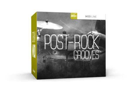 Toontrack Post-Rock Grooves