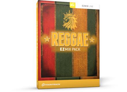 Toontrack Reggae EZmix Pack