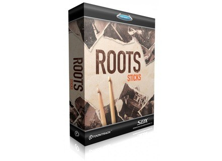 Toontrack Roots SDX - Sticks