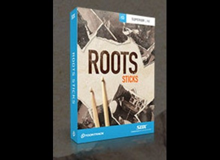 Toontrack Roots Sticks Presets - Blues