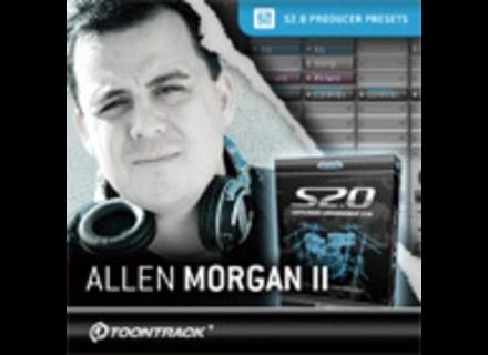 Toontrack S2.0 Presets - Allen Morgan II
