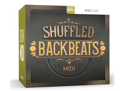 Toontrack Shuffled Backbeats MIDI