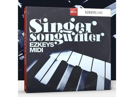 Toontrack Singer-Songwriter EZkeys MIDI