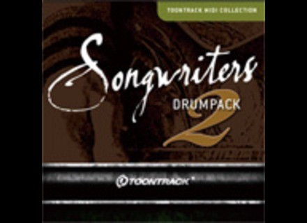 Toontrack Songwriters Drumpack 2