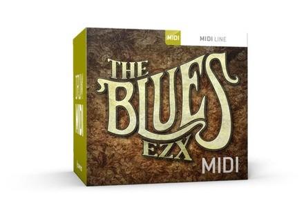 Toontrack The Blues EZX MIDI