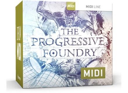 Toontrack The Progressive Foundry MIDI