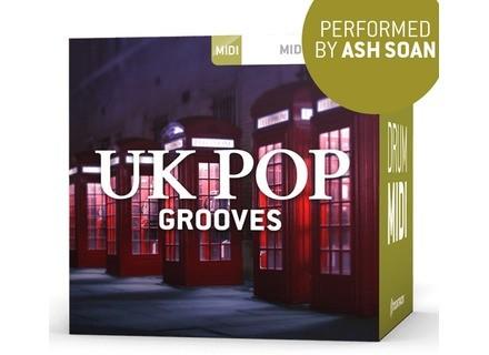Toontrack UK Pop Grooves