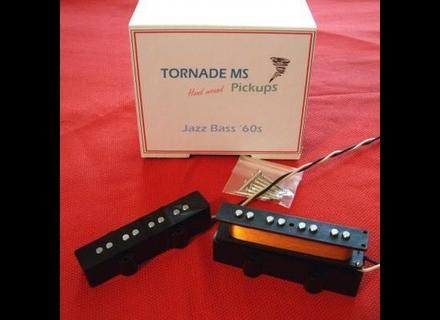 Tornade MS Pickups Jazzbass '60s