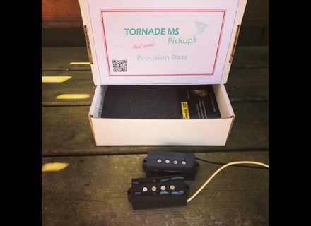 Tornade MS Pickups Precision Bass