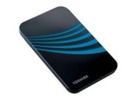 Toshiba 500 GB USB 2.0 Portable External Hard Drive