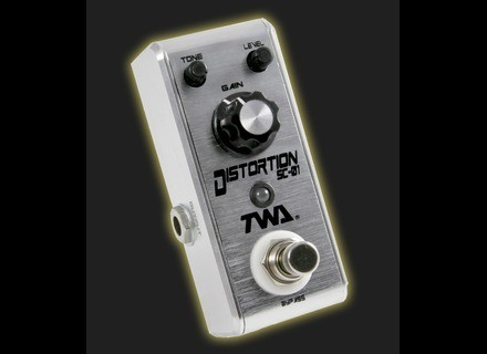 Totally Wycked Audio FB-01 Distortion