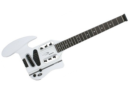 Traveler Guitar Speedster Hot Rod - White