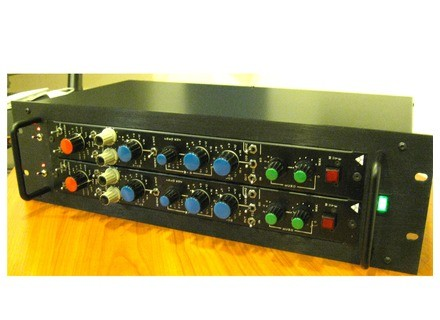 Trident B-Range Stereo Channel strip