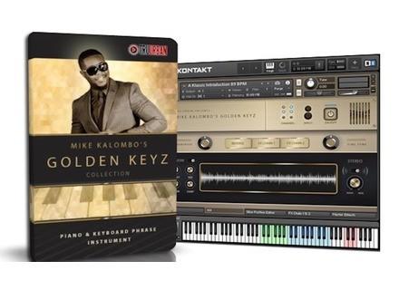 Tru Urban Mike Kalombo's Golden Keyz