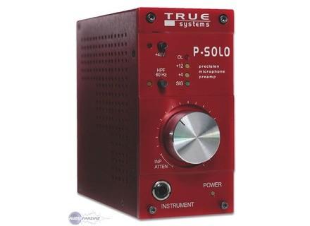 True Systems P-SOLO