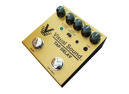 Truetone Tap Delay (Single Tap)