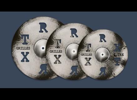 TRX Cymbals New Grilles