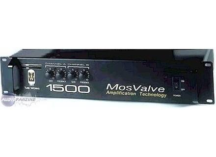 Tube Works 1500 MosValve Poweramp