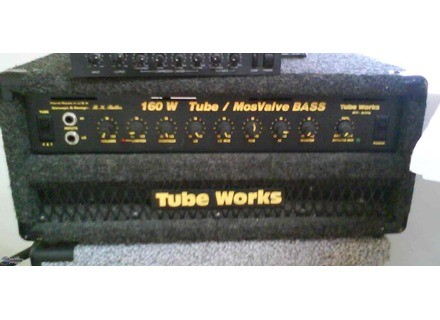 Tube Works 160W TUBE MOSVALVE BASS