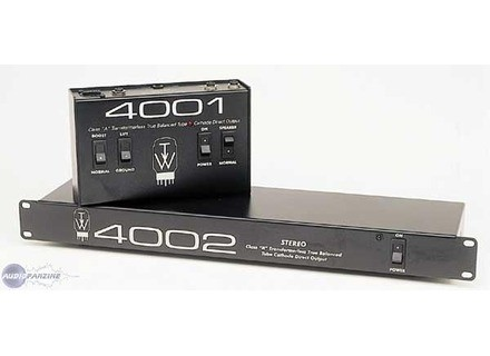 Tube Works 4001 Direct Box