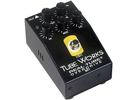 Tube Works 901 Real Tube Overdrive