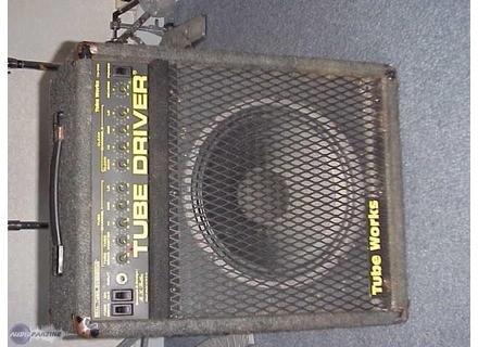 Tube Works TD-752 Tube Driver Amp