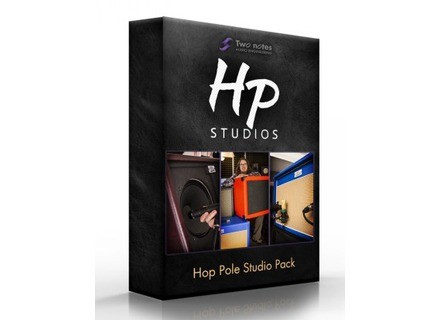Two Notes Audio Engineering Hop Pole Studio Pack