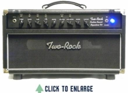 Two-Rock Custom Reverb Signature V3 50W Head
