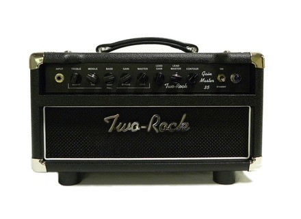 Two-Rock Gain Master 35 Head