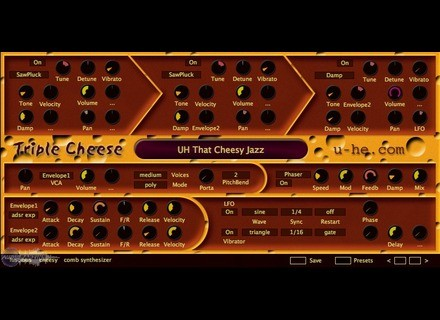 U-He Triple Cheese [Freeware]