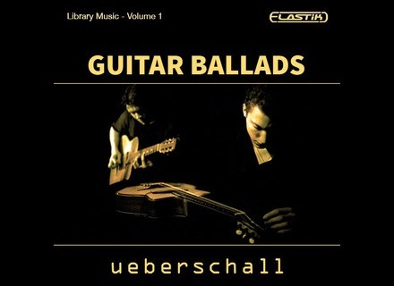 Ueberschall Guitar Ballads