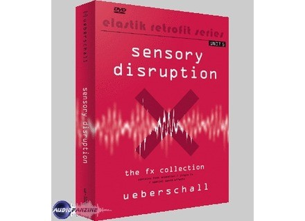 Ueberschall Retrofit Series : Sensory Disruption