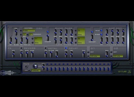 UGO Audio Texture 1.0 [Freeware]