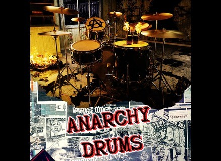 Ugritone Anarchy Drums