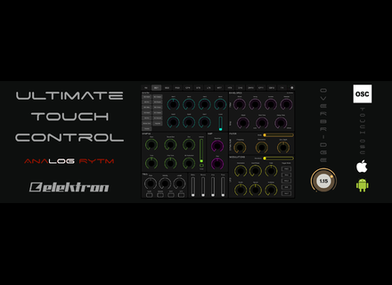 Ultimate Touch Control UTC-OSC-EAR